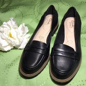 Clark's Somerset loafers 👞